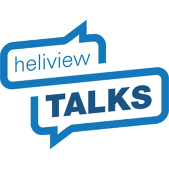 logo heliview talks